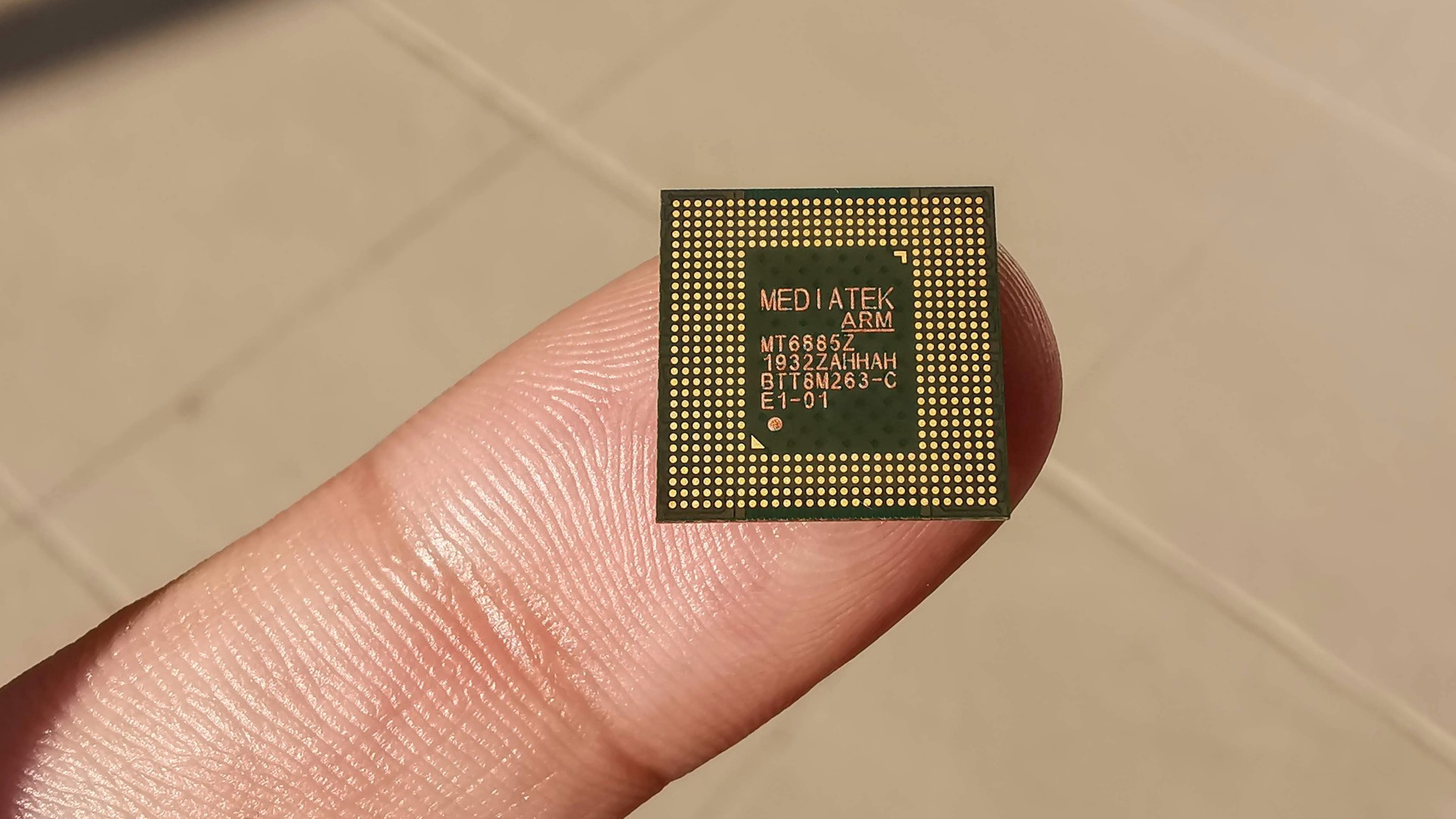 Los chips de MediaTek de nueva generación ofrecerán aumentos de velocidad para teléfonos de bajo costo
