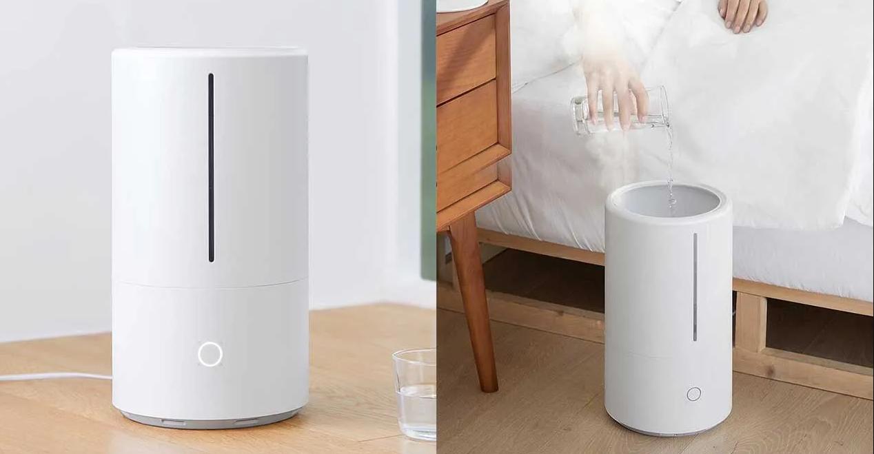 Mi Smart Antibacterial Humidifier y Mi Smart Space Heater S, los dos nuevos dispositivos de Xiaomi a la venta en España