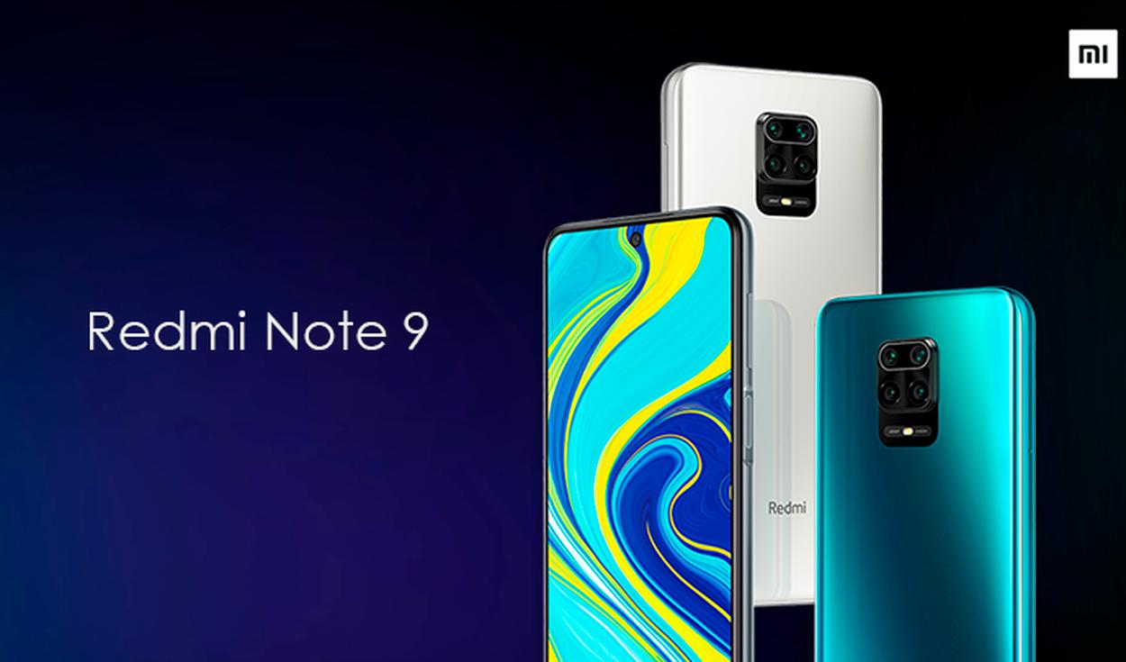 ¡Es Oficial! Redmi Note 9 de Xiaomi llegará la próxima semana