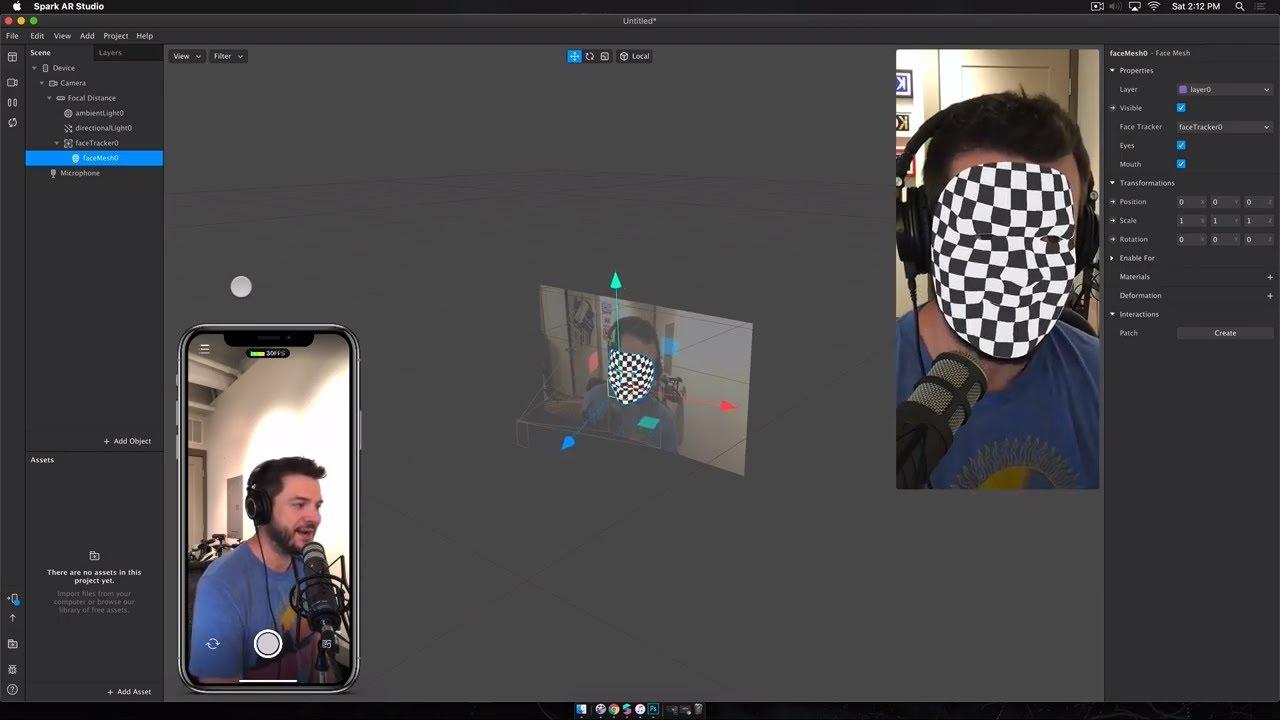Spark AR Studio, la app para crear filtros de Instagran gratis