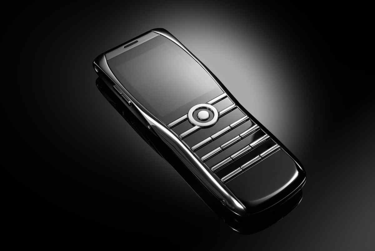 Xor nos presenta un móvil de lujo solo para mensajes y llamadas