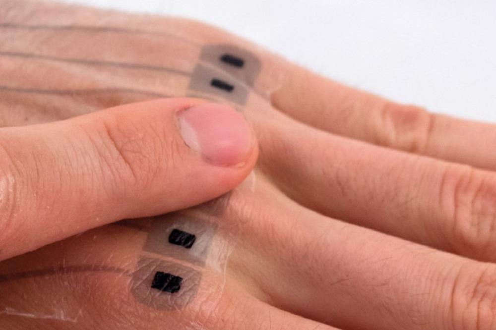 Google presenta SkinMarks, tatuajes inteligentes que convierten el cuerpo en un panel táctil