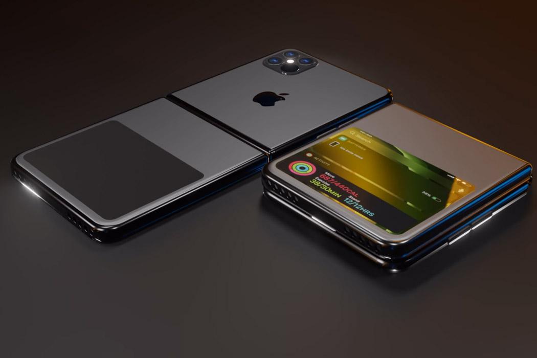 ¡Increíble! Este podría ser el nuevo modelo de iPhone con pantalla plegable