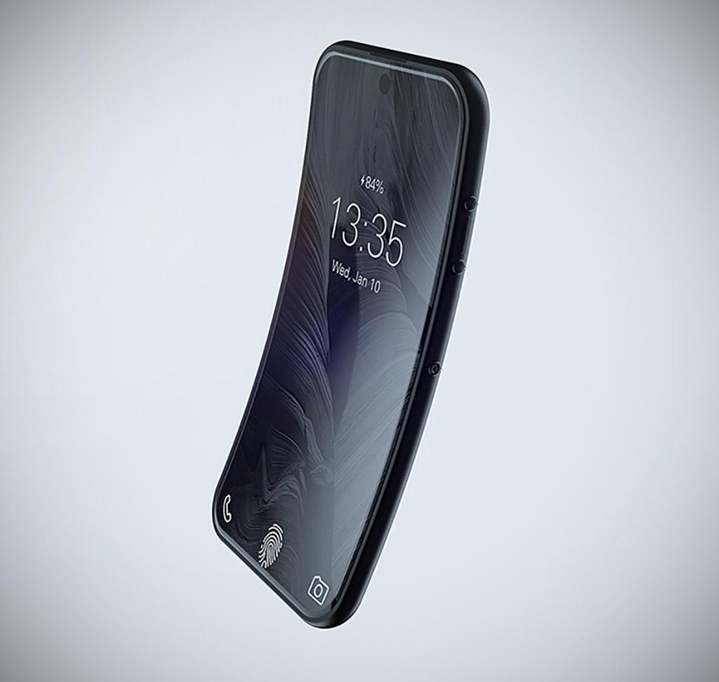 ¡Increíble! Teléfono inteligente Orbit se puede doblar