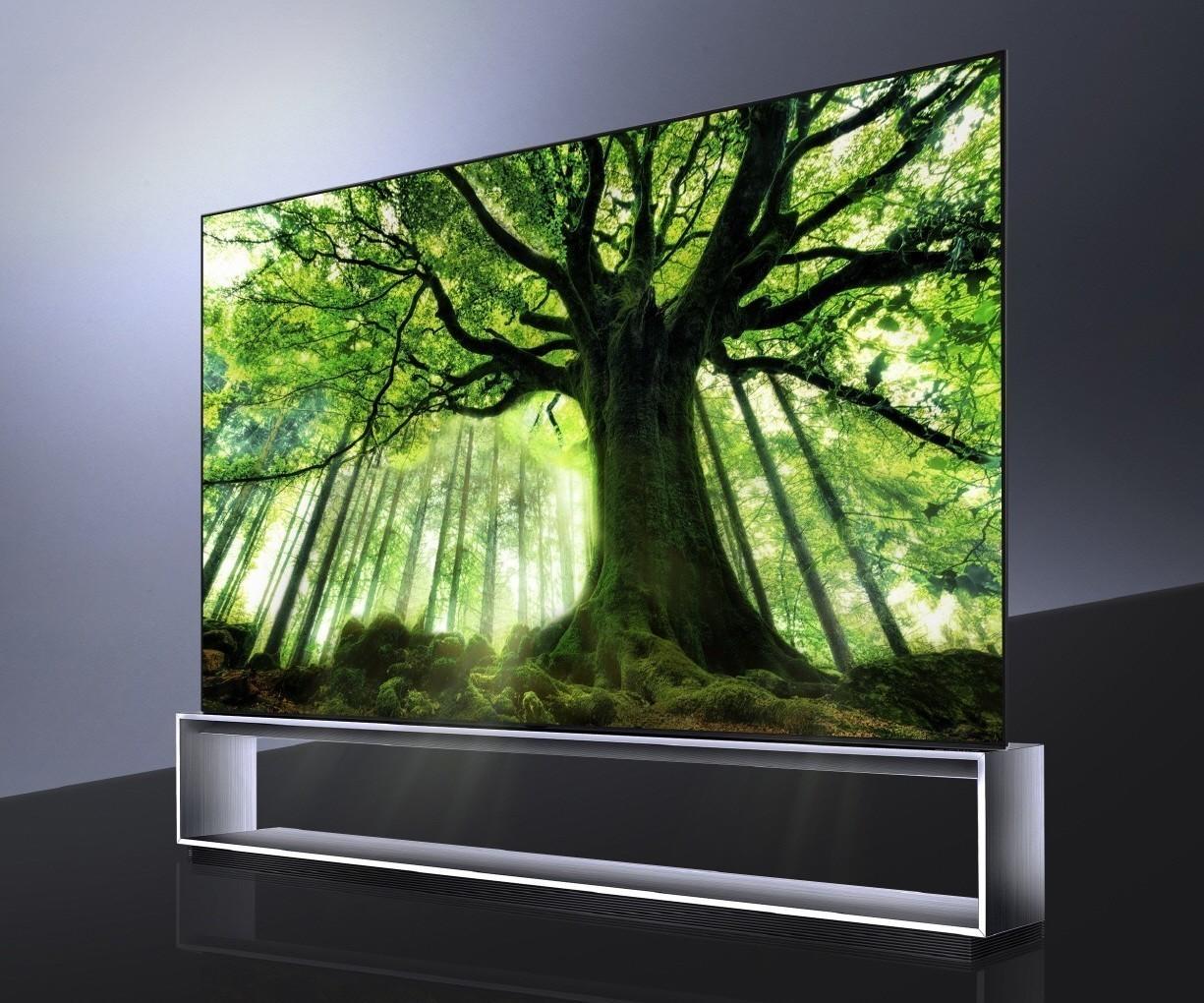 La era del 8k a llegado conoce el nuevo televisor de LG de 88 pulgadas