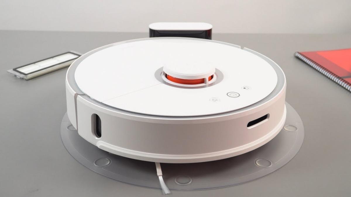 Este robot aspirador Xiaomi es ideal para tu hogar aspira y friega a un precio asequible
