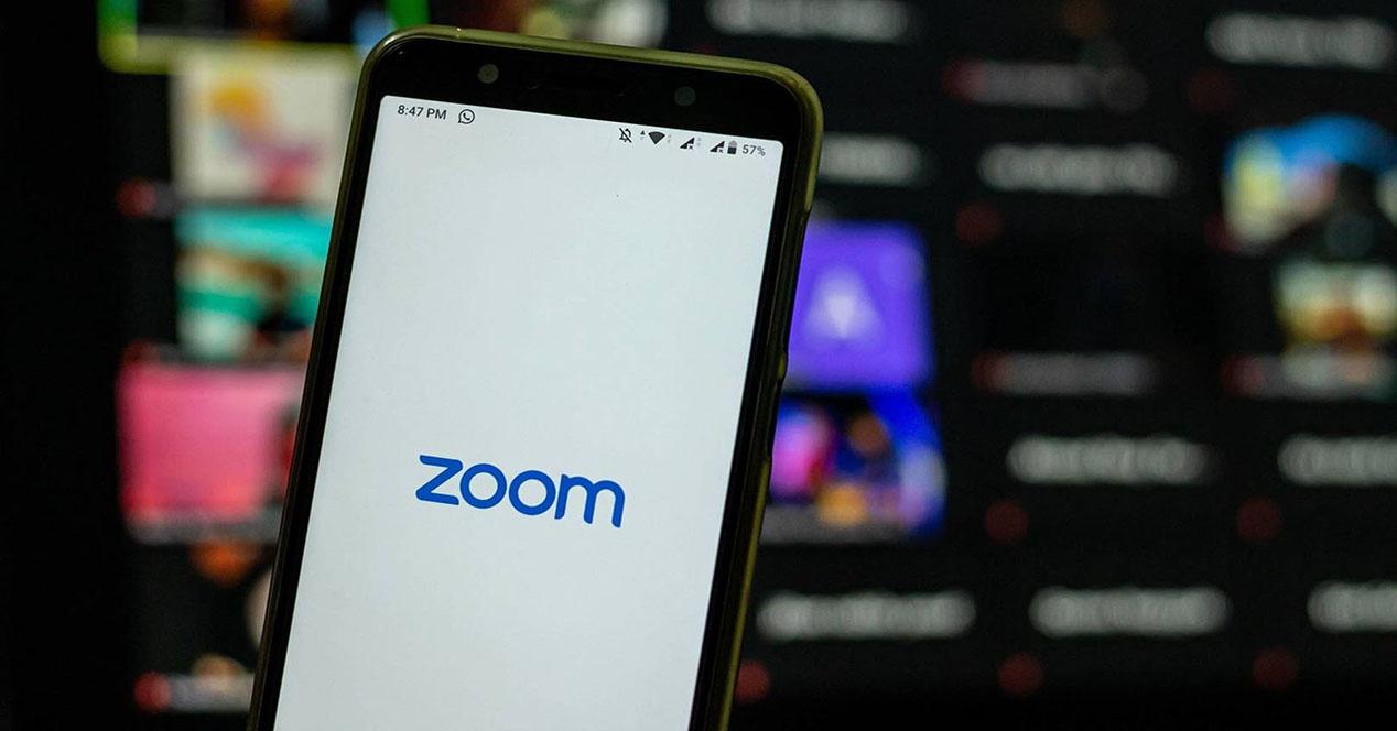 Zoom, la nueva función para lidiar con participantes molestos
