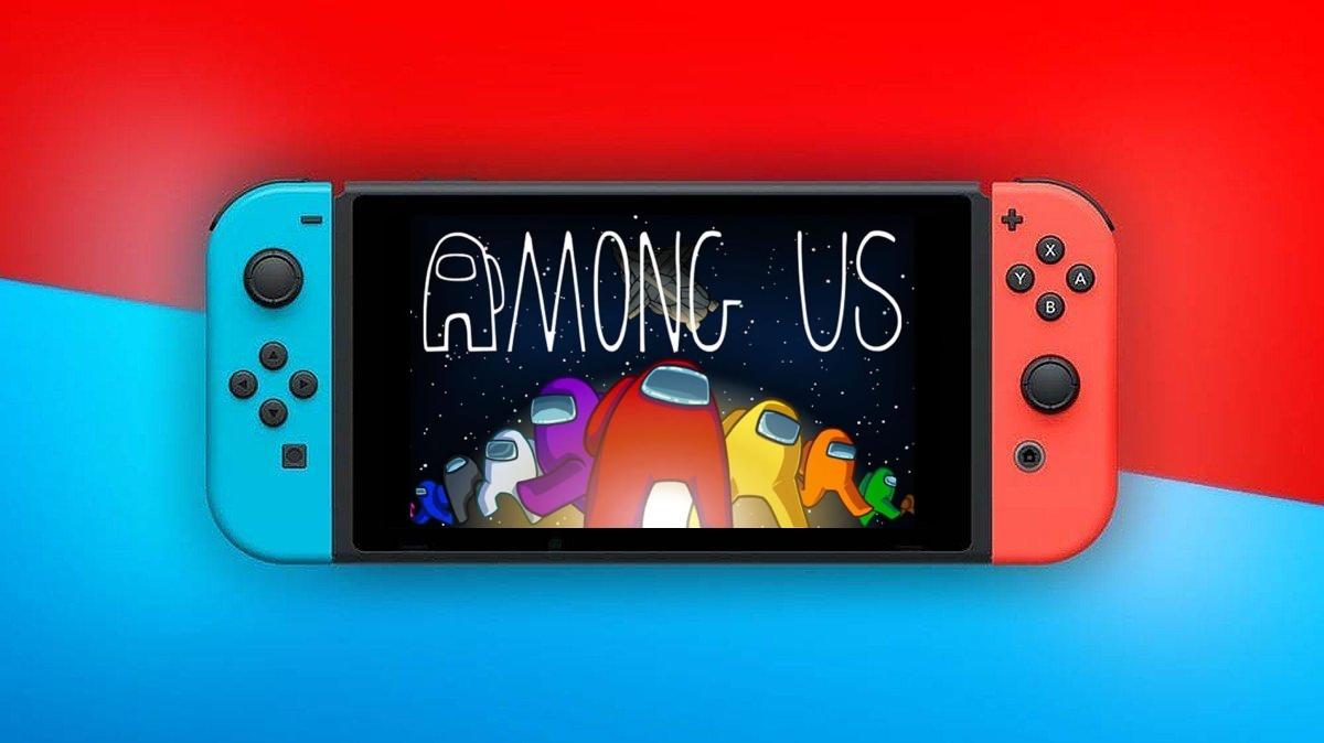 Más de tres millones de copias para Nintendo switch a vendido Among Us en su primer mes