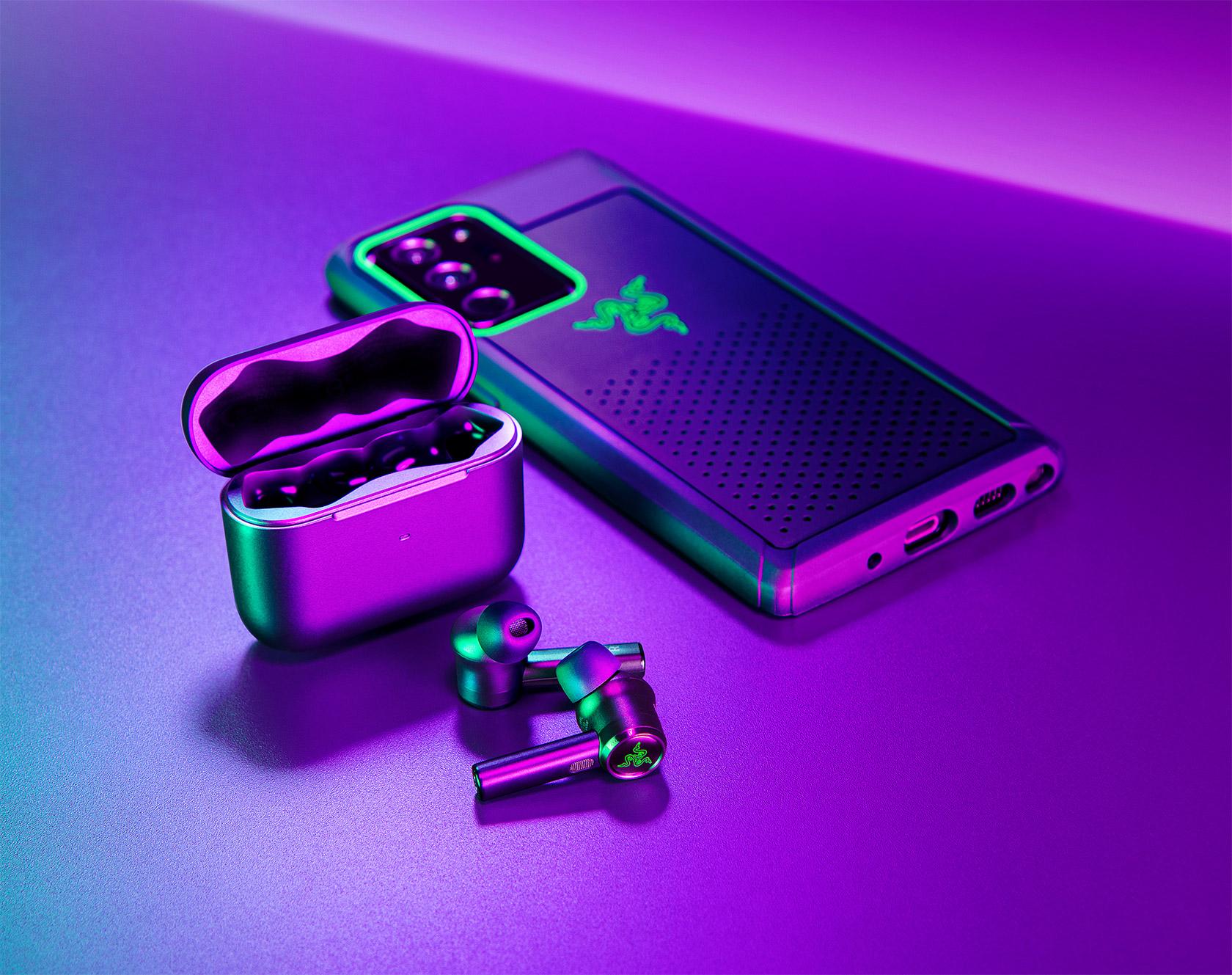 Conoce las características de los nuevos auriculares Razer Hammerhead True Wireless Pro