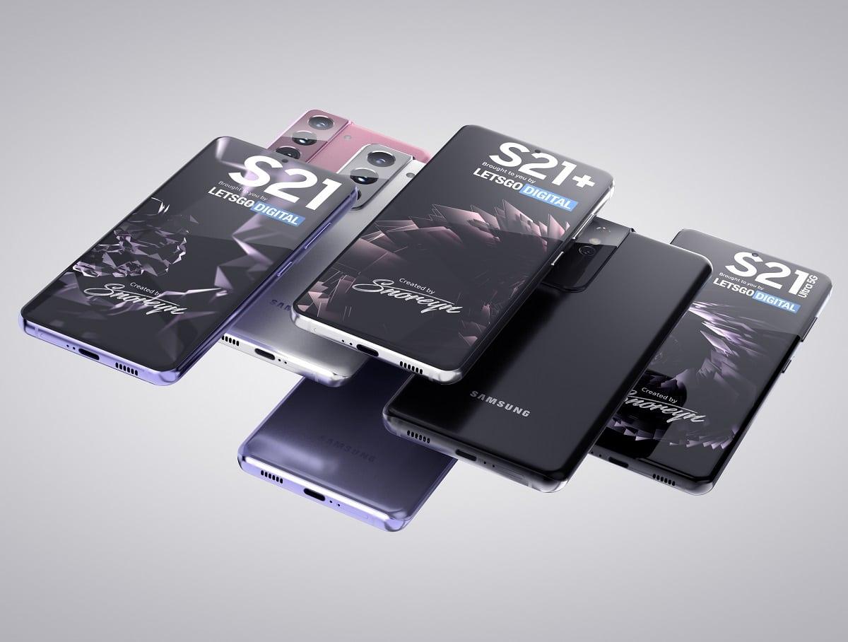 Vídeo filtrado revela los secretos del Samsung Galaxy S21