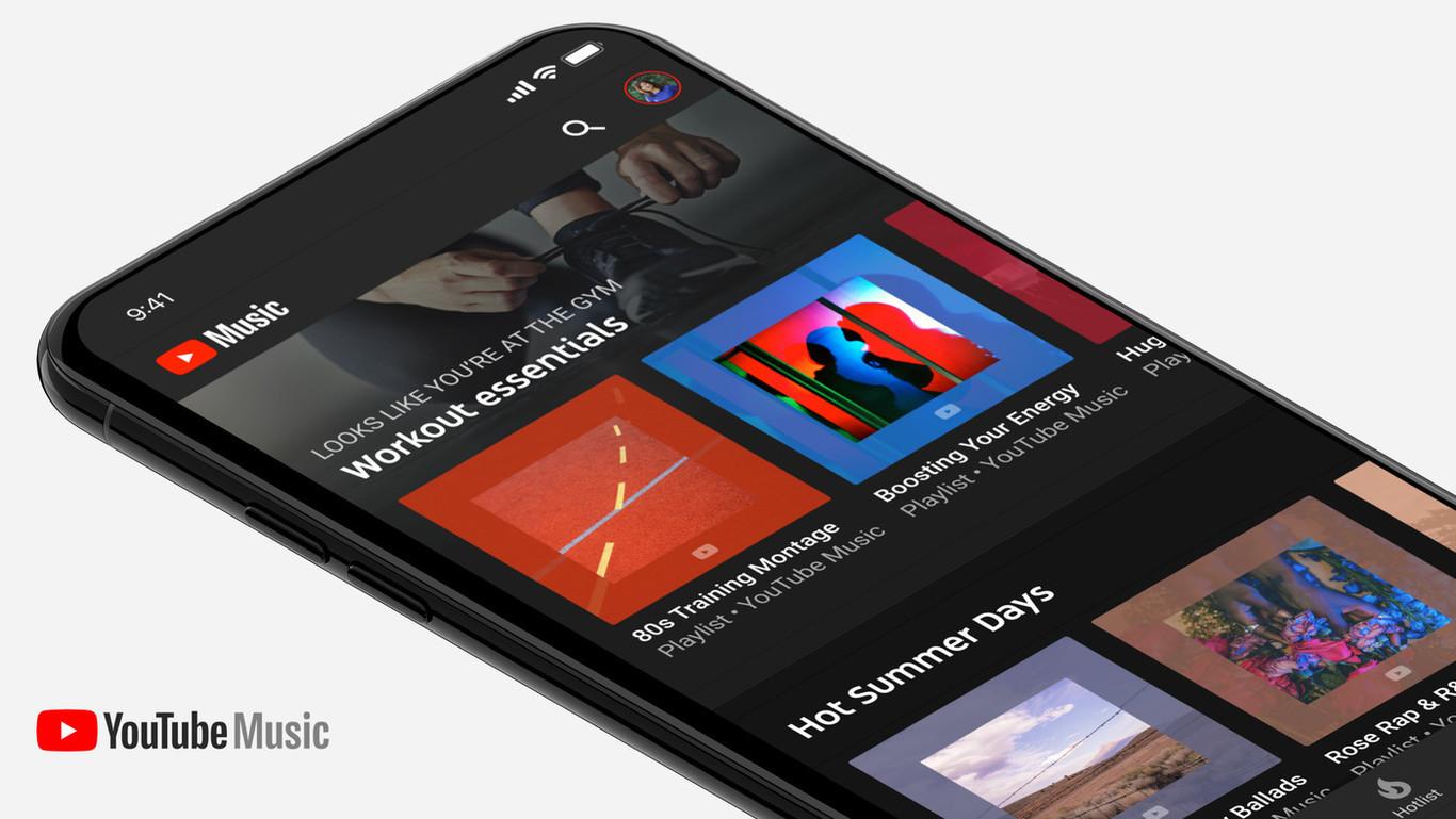 YouTube Music estrena su lista de reproducción de revisión del año 2020