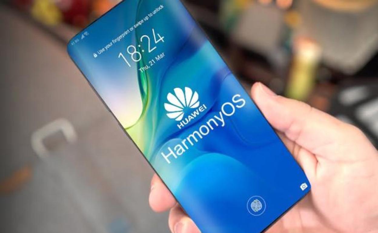 Huawei anuncia el inicio de HarmonyOS y le pone fin a Android en sus dispositivos