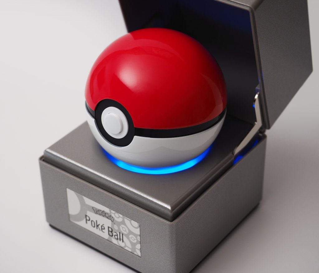 ¡Increíble! The Wand Company ha creado una replica de la Poké Ball