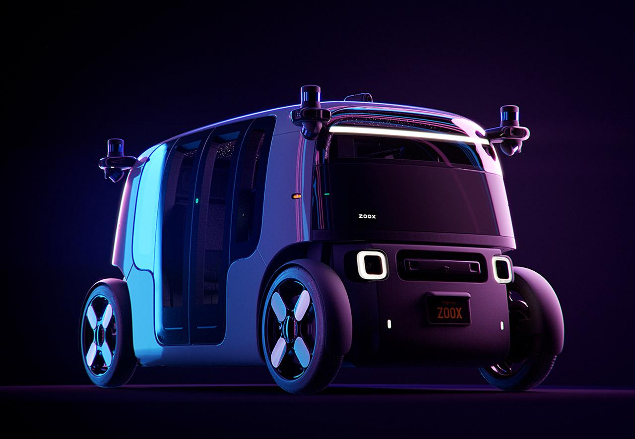 Zoox presenta un robotaxi totalmente autónomo capaz de transportar a las personas por la ciudad