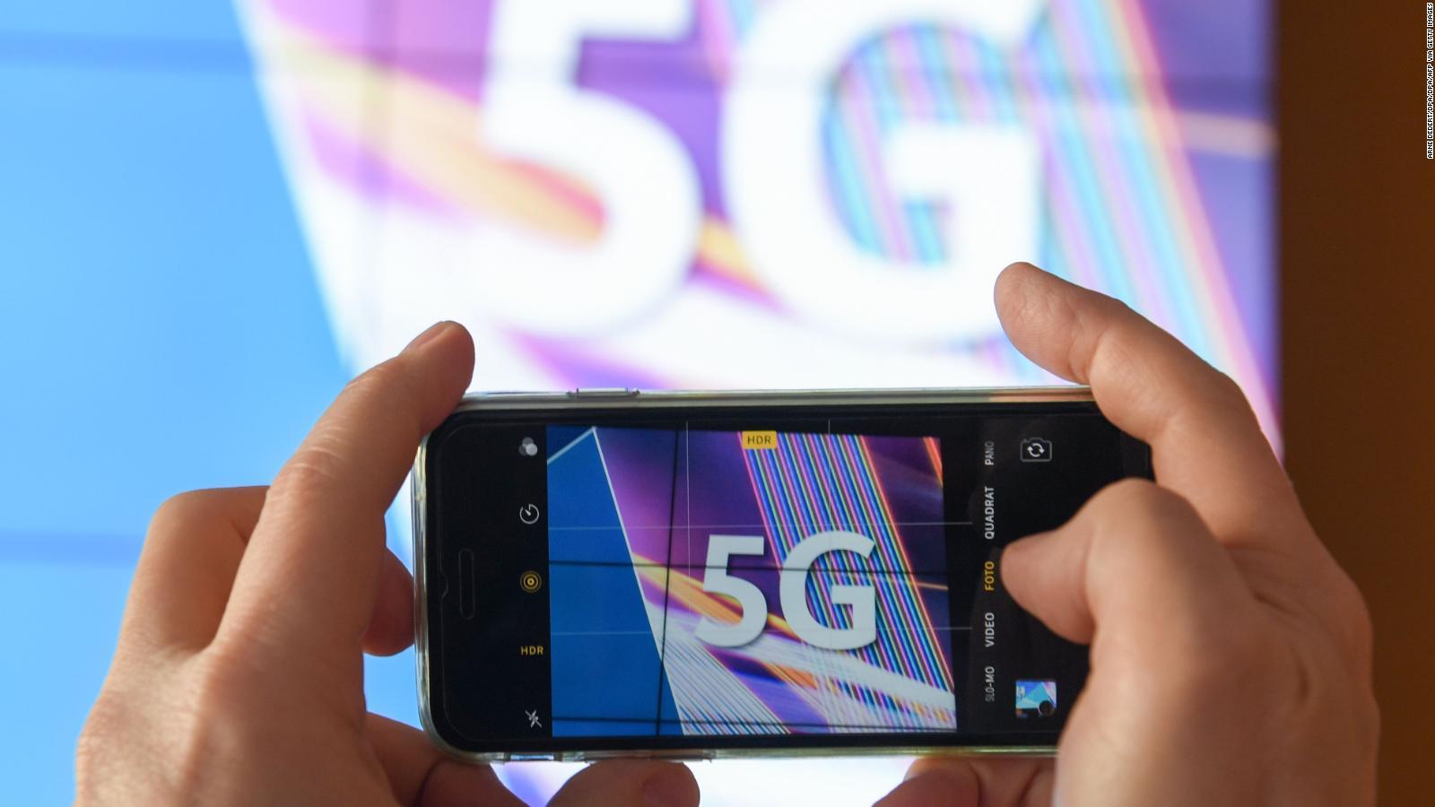 China trabaja en 30 plantas industriales conectar al 5G