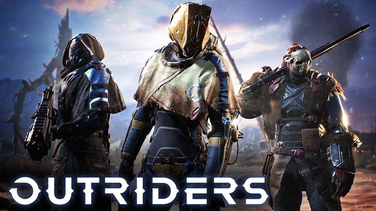 Square Enix revela las especificaciones para peces del videojuego Outriders