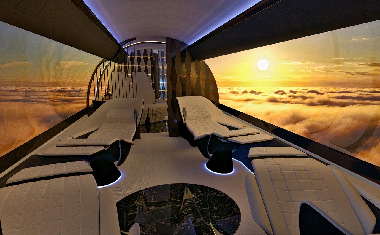 Yasava busca cambiar la forma en que viajamos en avión