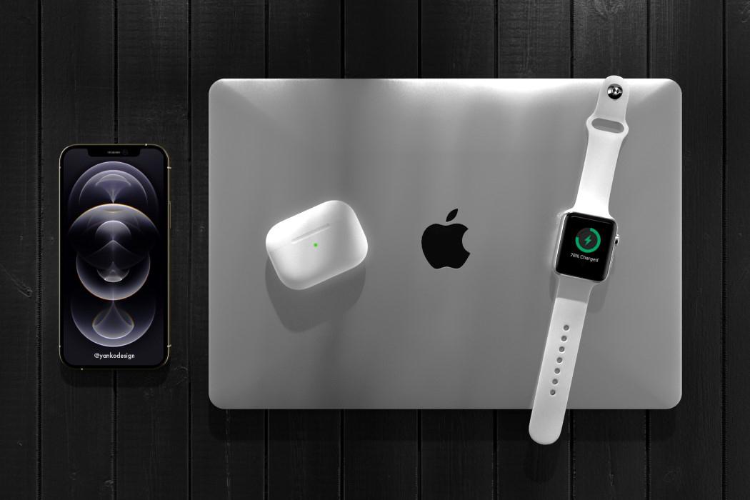 ¡Entérate! La nueva MacBook de Apple podría contar con almohadillas de carga inalámbricas