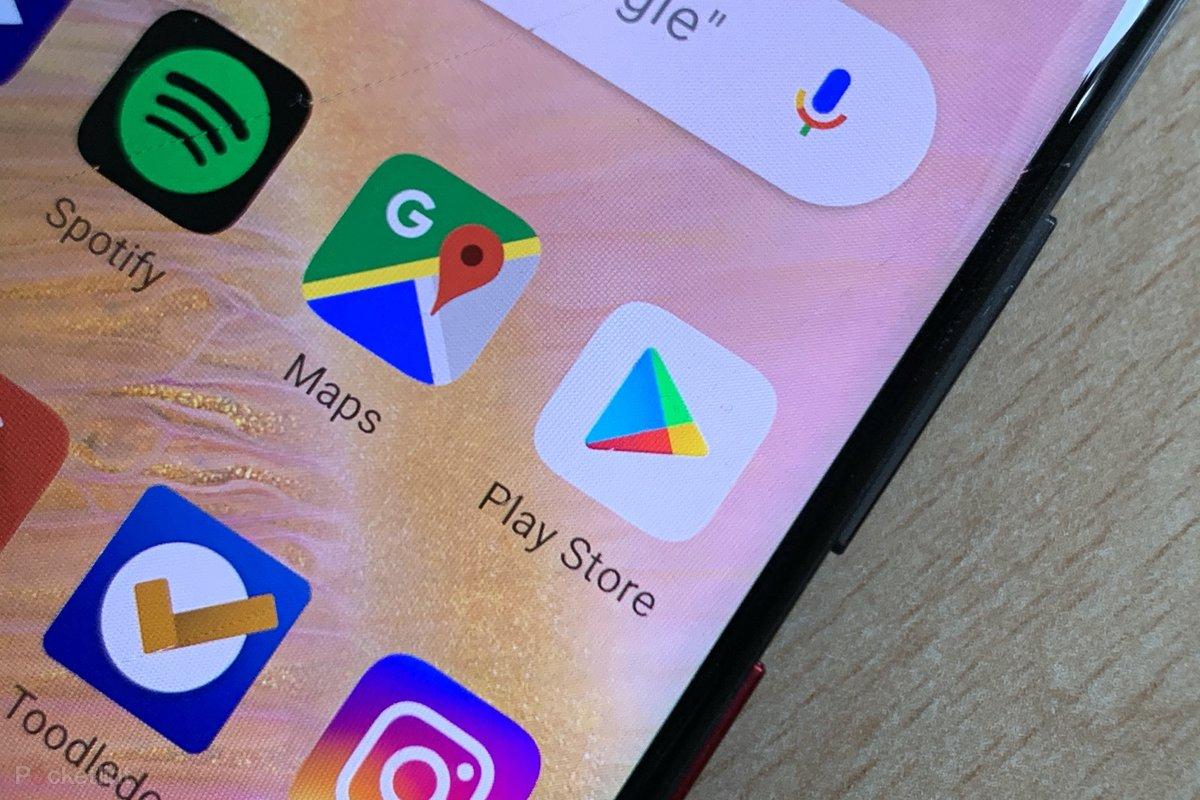 Google Play ahora permite ver la aplicaciones y juegos en tendencia