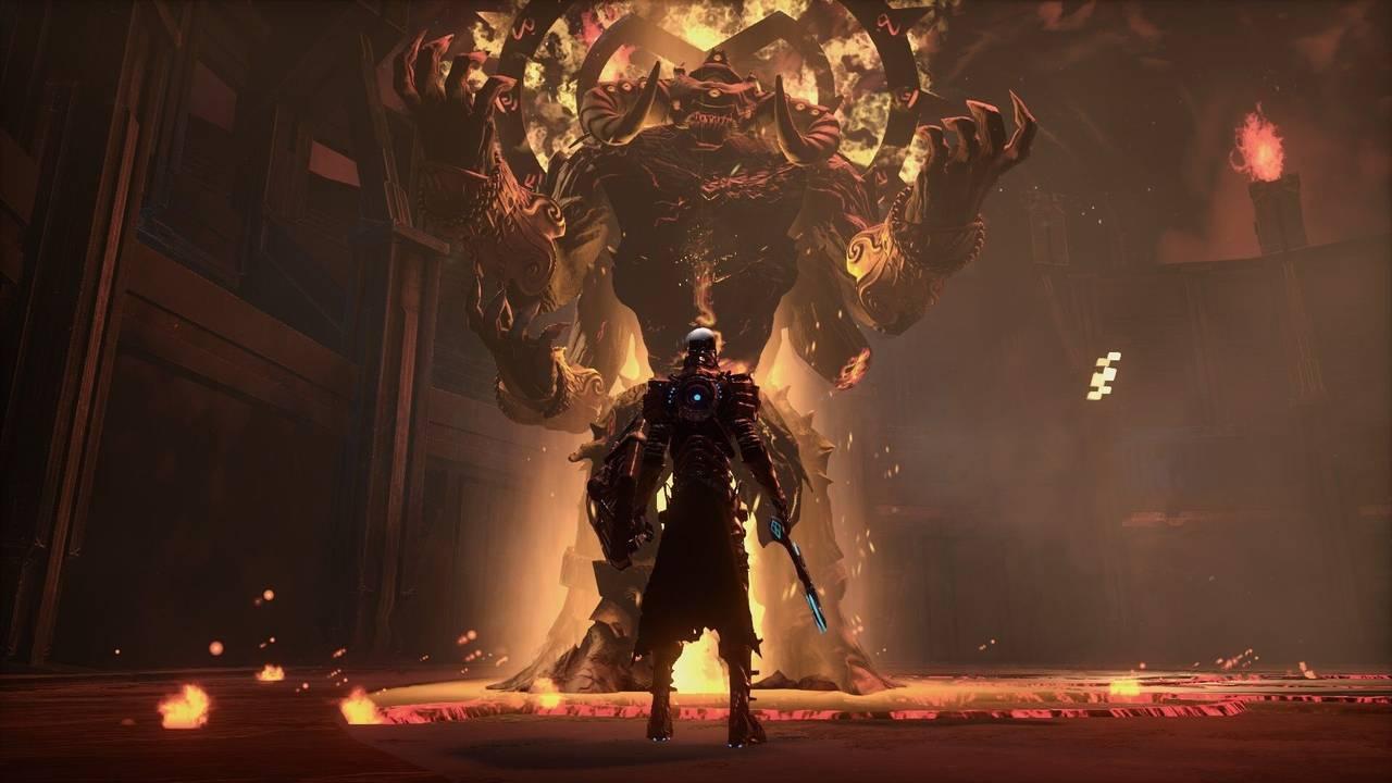 Nintendo Switch se prepara para recibir al horror cósmico de Hellpoint