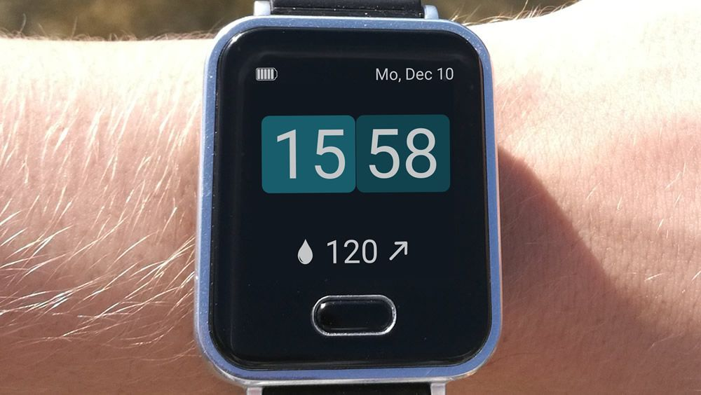 Empresa japonesa diseña el primer monitor de glucosa