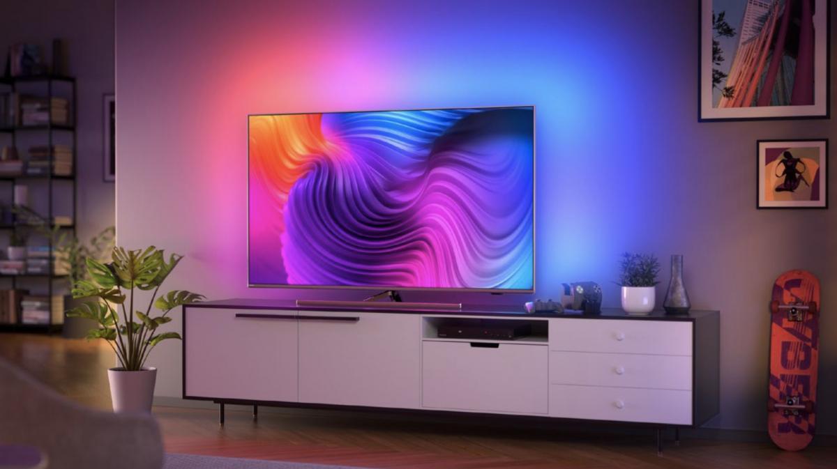 Philips presenta su nueva gama de televisores qué beneficia la vista y la audición