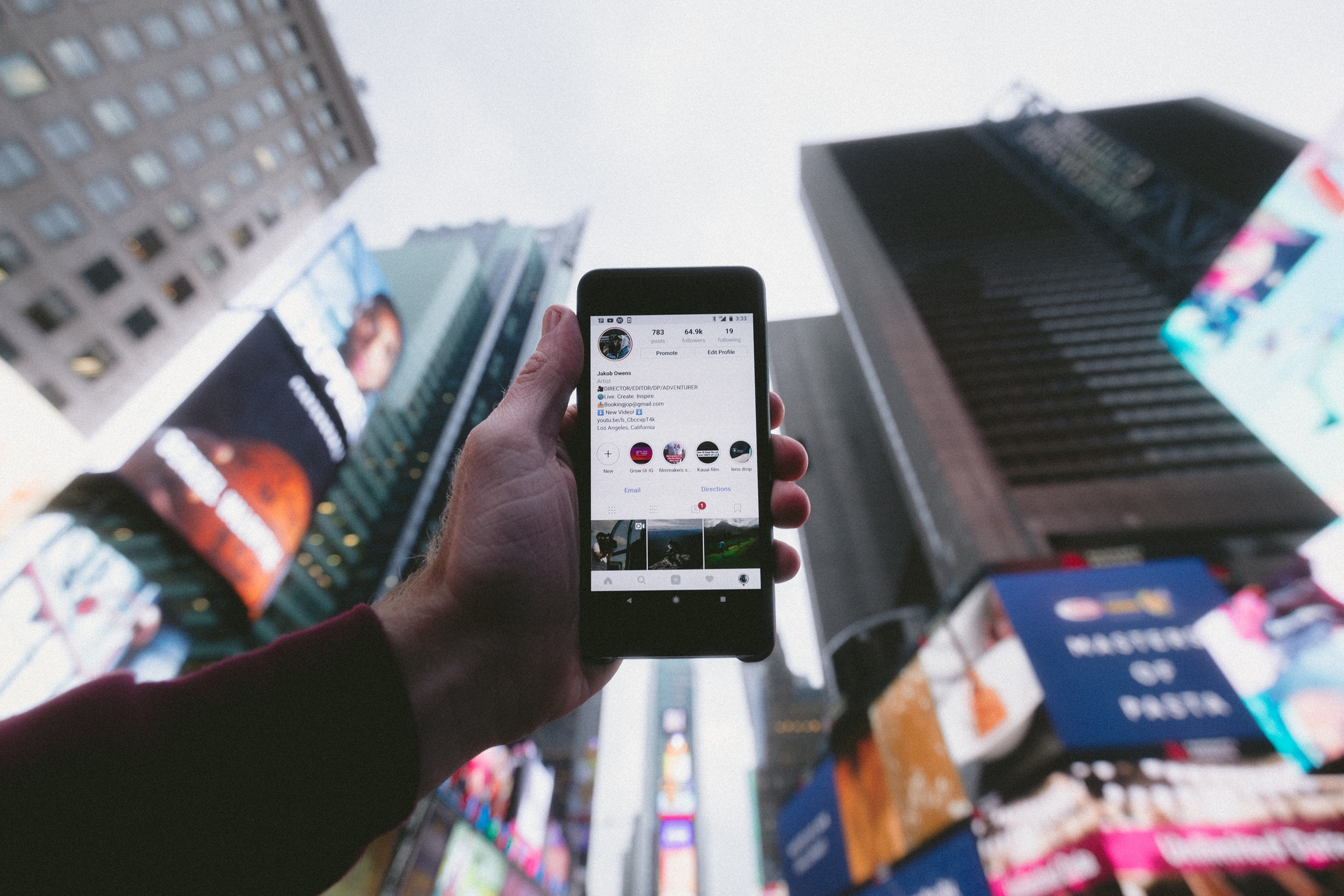Instagram planea mejorar la visualización de la historia
